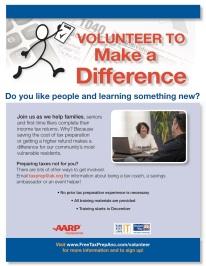 Volunteer Recruitment Flyer copy